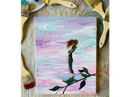 Fairy Paint Class