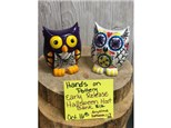 Kid's Class - Early Release - Halloween Hoot Bank - Oct. 16th 1-7 pm