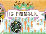 EASTER EGG PAINTING SPECIAL - March 15-21