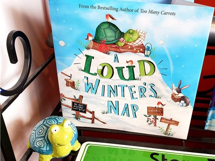 A Loud Winter's Nap Story Time