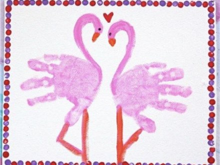 Mommy & Me Love Birds Feb. 3
