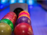 "Friday/Saturday Night ""Thunder Alley"" Lane Rental Open Bowling 9PM-1AM"