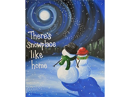 There's Snowplace Like Home