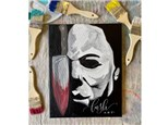 Michael Myers Inspired Paint Class