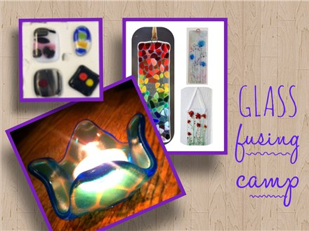 Art Glass Camp