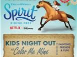 Kids Night Out - Spirit! - Aug. 11