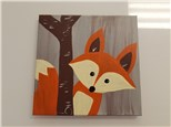 Sly Fox Kids Canvas Class $25 (age 6 and up)