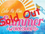 Mythical Creatures Summer Workshop 7/26-7/29