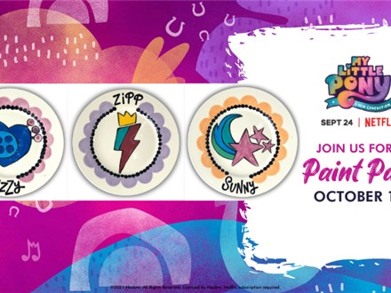 KIDS NIGHT OUT - MY LITTLE PONY - OCT 15, 2021- HENDERSON