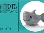 Tiny Tots - Shark Week