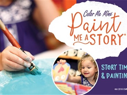 Paint Me a Story - October 3rd