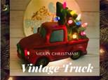 Vintage Tree Truck