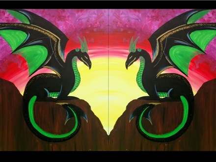 10/25 Mystic Dragons 7 PM $45