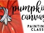 Pumpkin Canvas Party BYOB - October 20