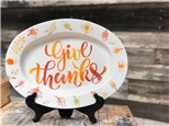Ladies Night Out 'Give Thanks' Plate - Saturday, November 20th @ 6:30 pm