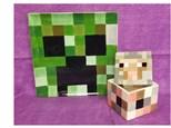 Summer Art Club - Color Me Minecraft - July 23 & 24