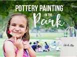 Pottery Painting in the Park!