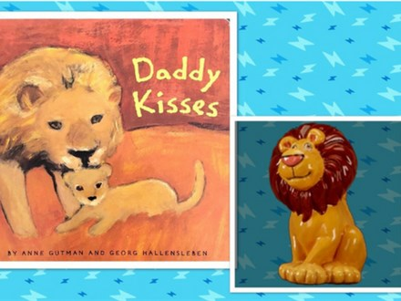 Story Time - Daddy Kisses 02/27