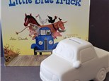 Little Blue Truck Story Time