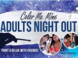 Adults Night Out - October 4, 2019