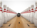 Birthday Parties: AMF Thruway Lanes