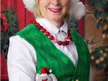 Story Time & Painting with Mrs. Merry Claus: Sunday, December 2nd 10:00-11:30AM
