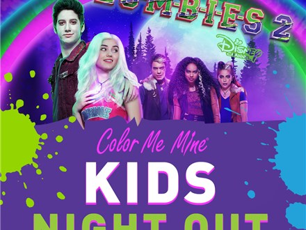 Kids Night Out - Zombies 2! - Feb. 8