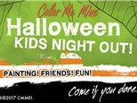 Kids' Night Out: Halloween Party - October 26 @ 6pm