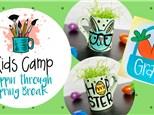 Spring Break Camp - 3/12, 3/16/21