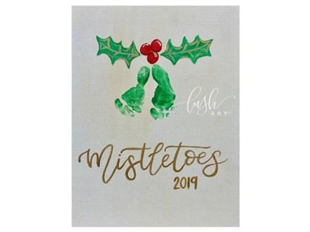 Mistletoes Baby & Me Class