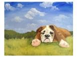 Mt. Washington Kid's Pet Portrait Canvas - Jan 24th