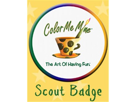 Paint and earn a badge!