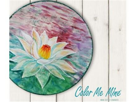 Maker's Night - Lotus Flower Plate! - Mar. 26