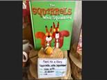 Paint Me a Story - Squirrels who Squabbled - Nov. 10th @10:30am