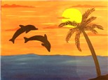 Canvas/Pottery Night, you decide! Friday, August 15th 7-9p.m.