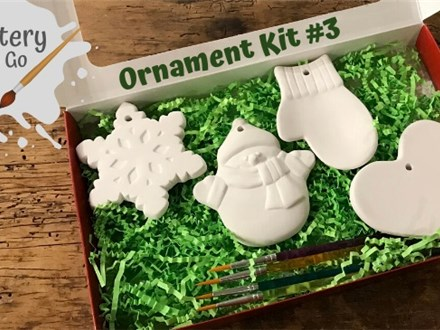 Ornament To Go Kit #3