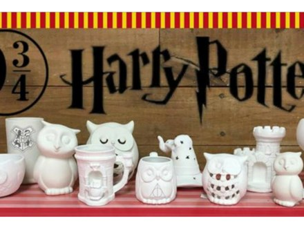 Harry Pottery Camp - July 1, 2, 3