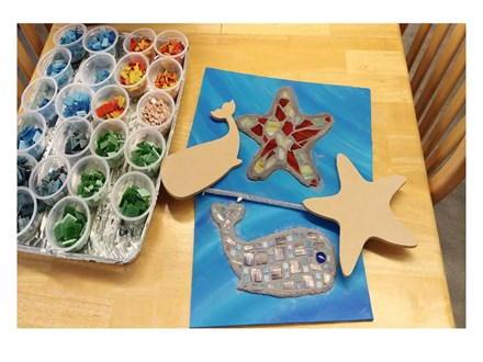 Youth Class - Mosaics - Mar. 7th