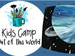 Out of This World Kids Camp 7/22/20