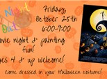 """Kids Night Out - """"Nightmare Before Christmas"""""""
