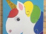 1-Day Mini Camp/ Rainbow Unicorn