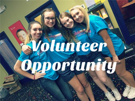 Volunteer Opportunity: Confident Friendships (3-5th) TAMPA April 19, 2018