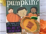 "Pre-K Storytime ""How Many Seeds in a Pumpkin?"""