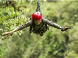 Group Tour: Adirondack Extreme Adventure Course ZipLine