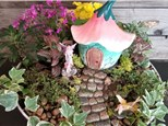 Adult Workshop - FAIRY GARDENS - June 1st