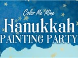 Hanukkah Painting Party - Sunday, November 28th @ 11:00am