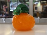 make your own pumpkin at glassybaby madrona - september 20th