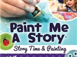 Paint Me a Story Birthday Party