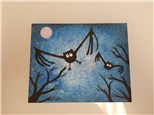 Bat Buddies Mommy and Me Canvas Class (Age 4 and up) $40