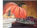 Paint & Sip - Fall Harvest - Nov. 17 - 7:30PM